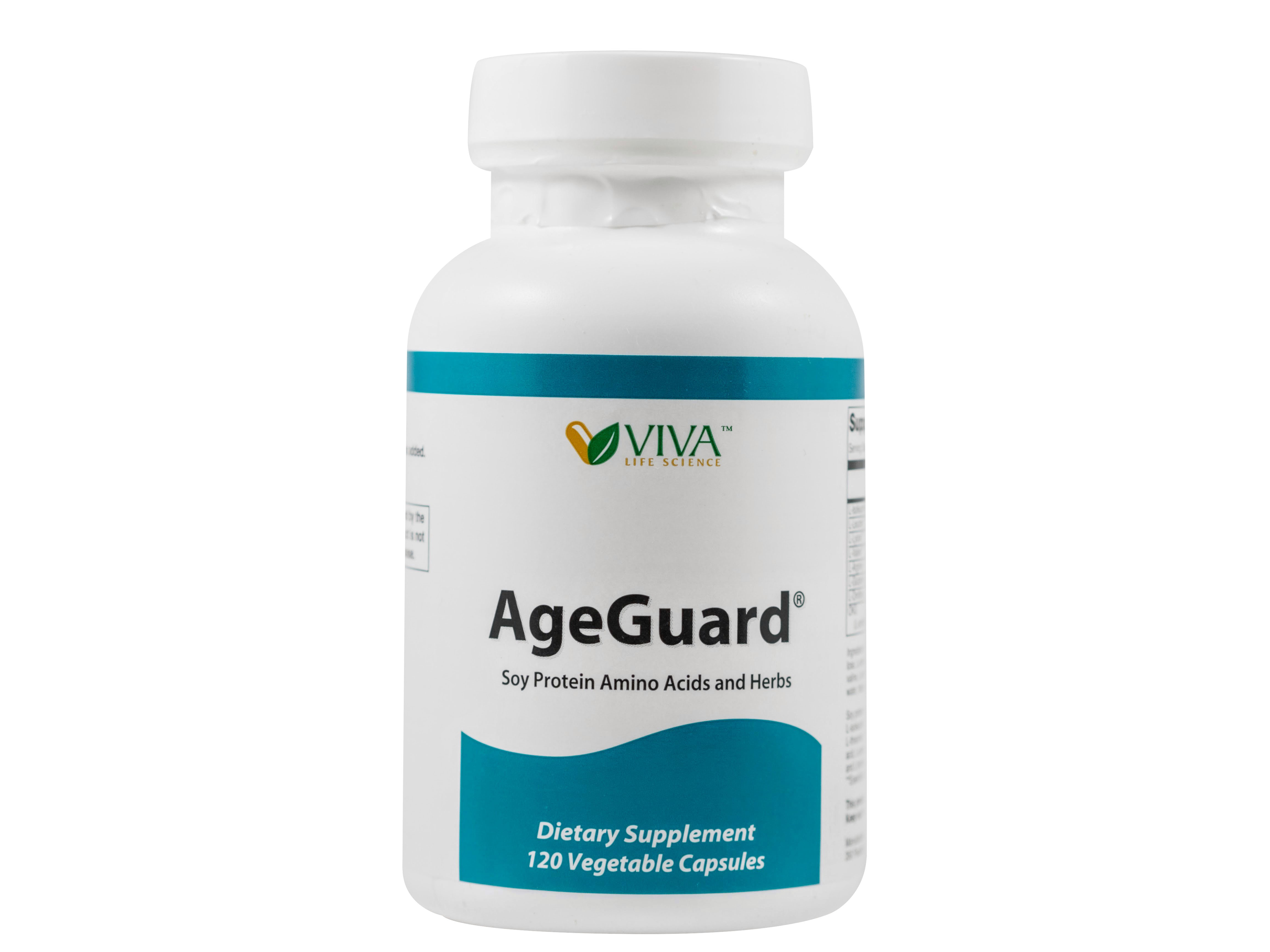 AgeGuard - Strengthens muscles, rejuvenates organs, and increases energy