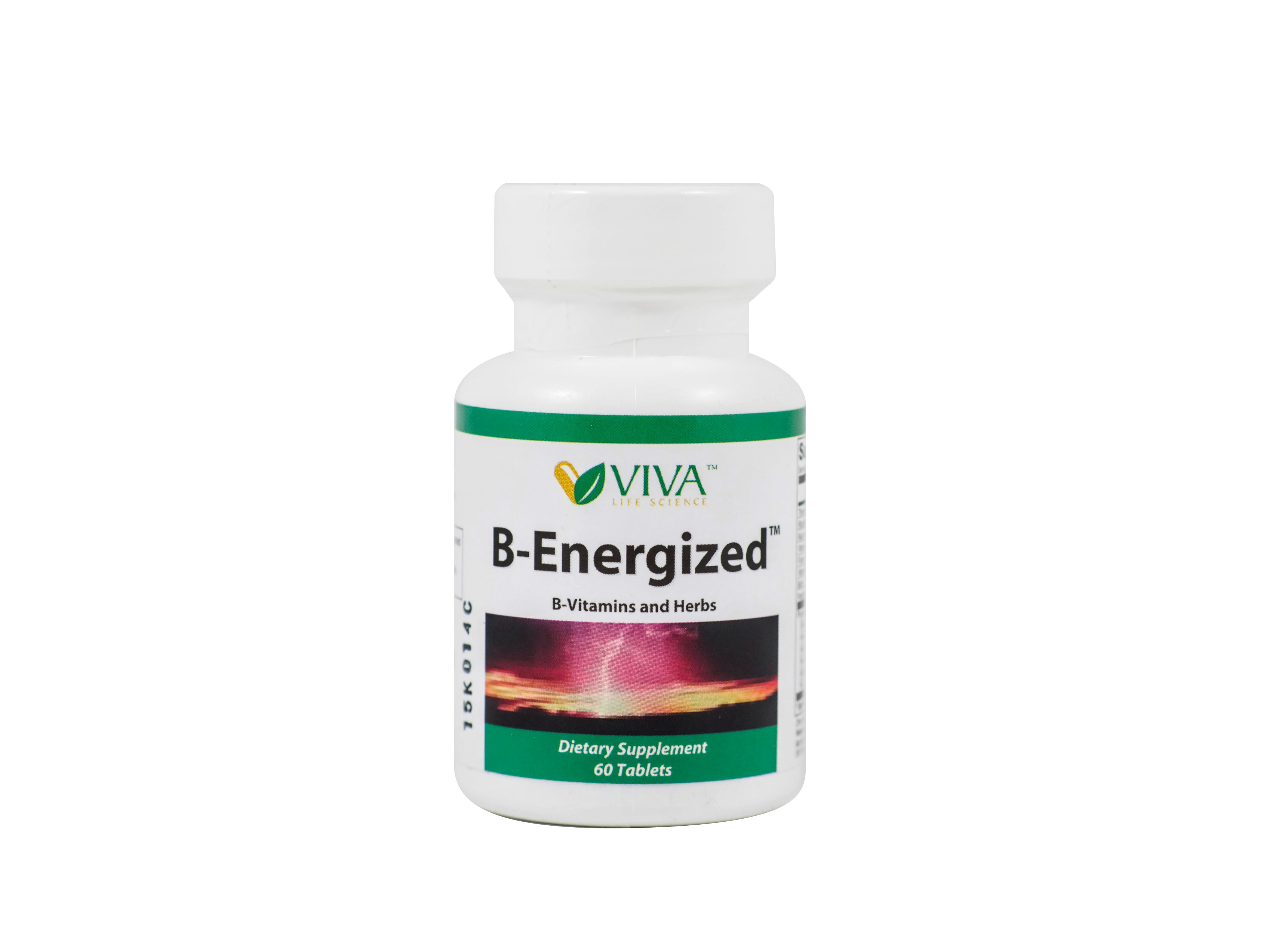B-Energized™ - (60 tablets)