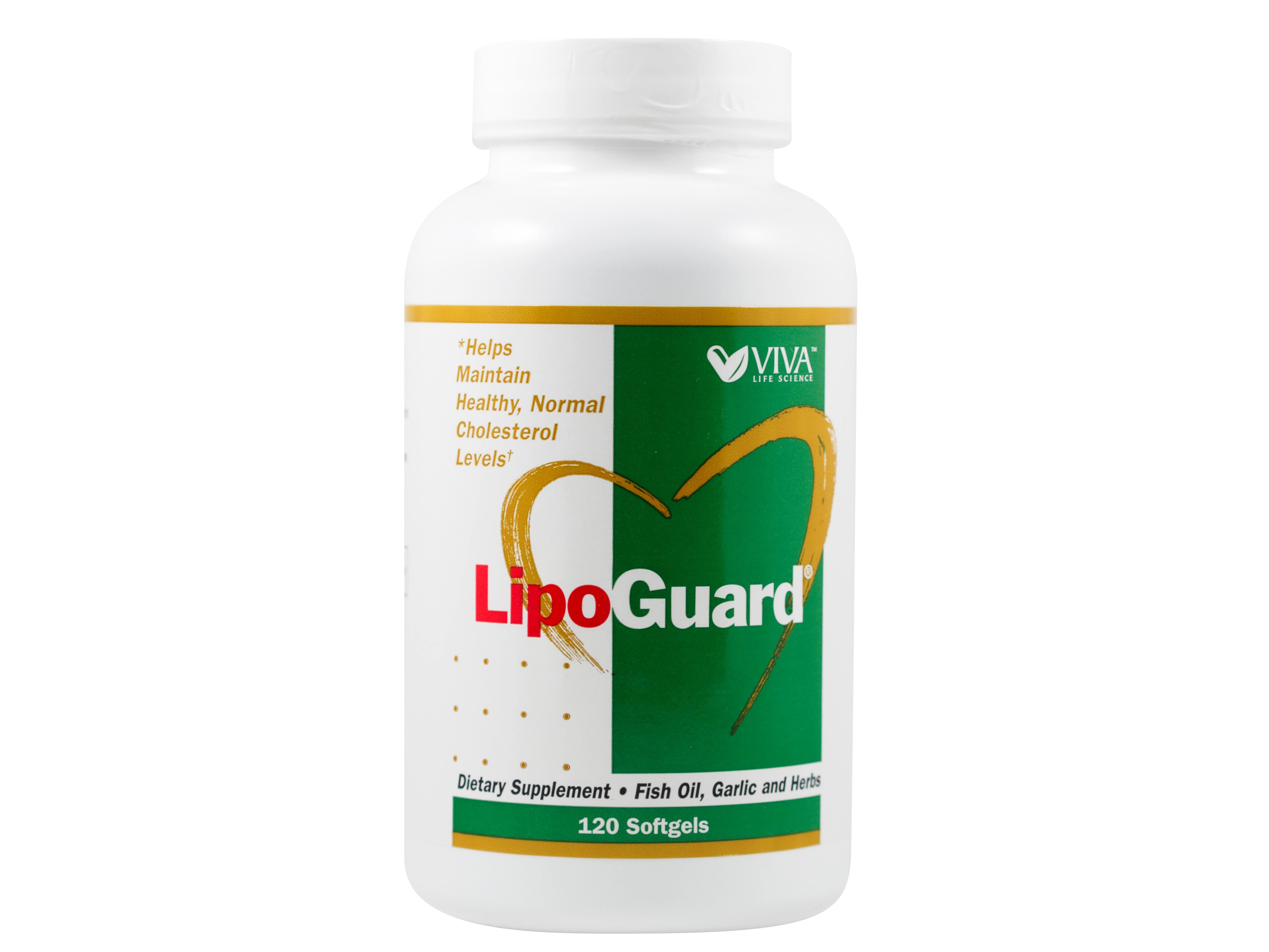 LipoGuard® - (120 softgels)