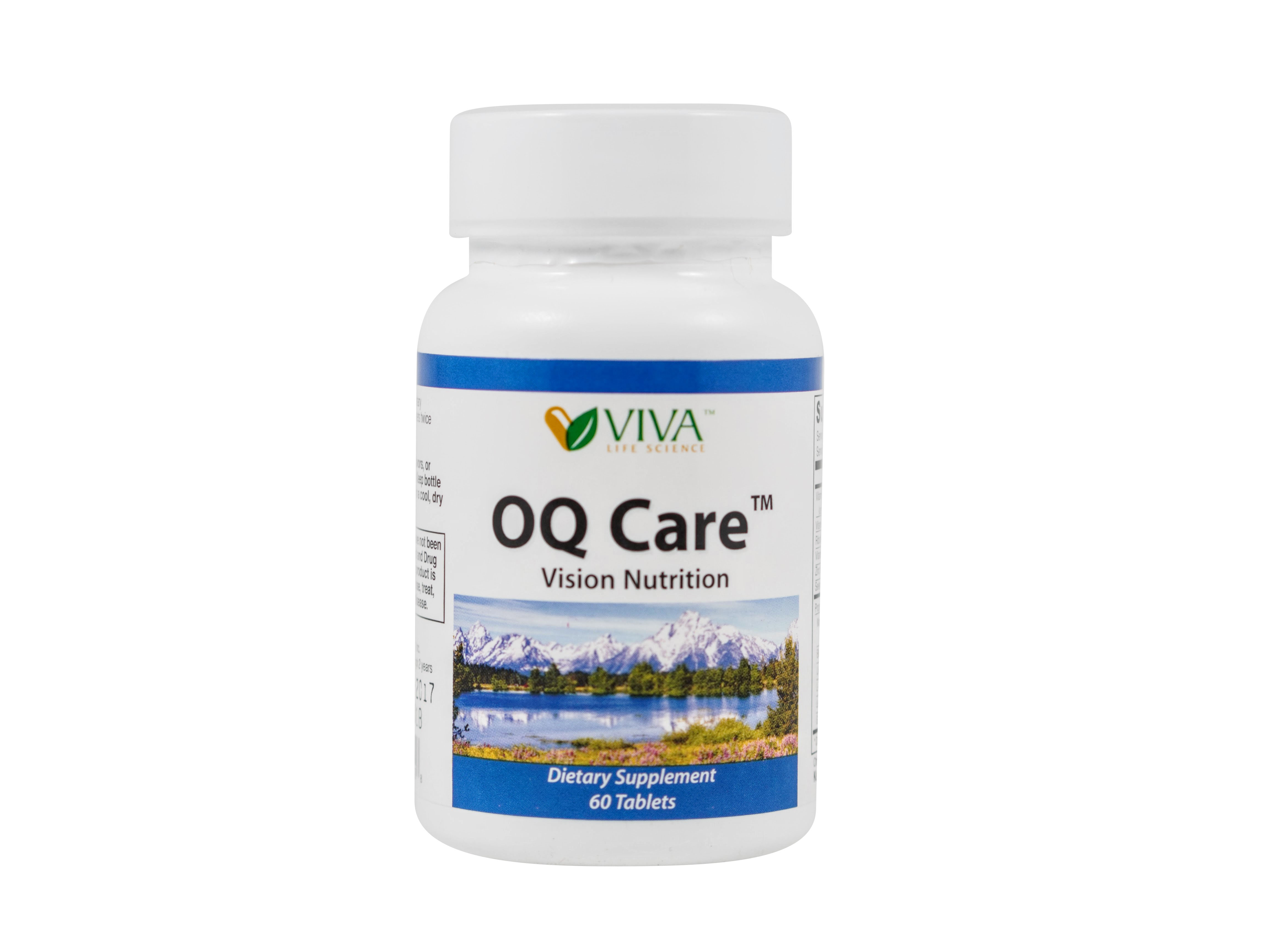 OQ Care™ - (60 tablets)