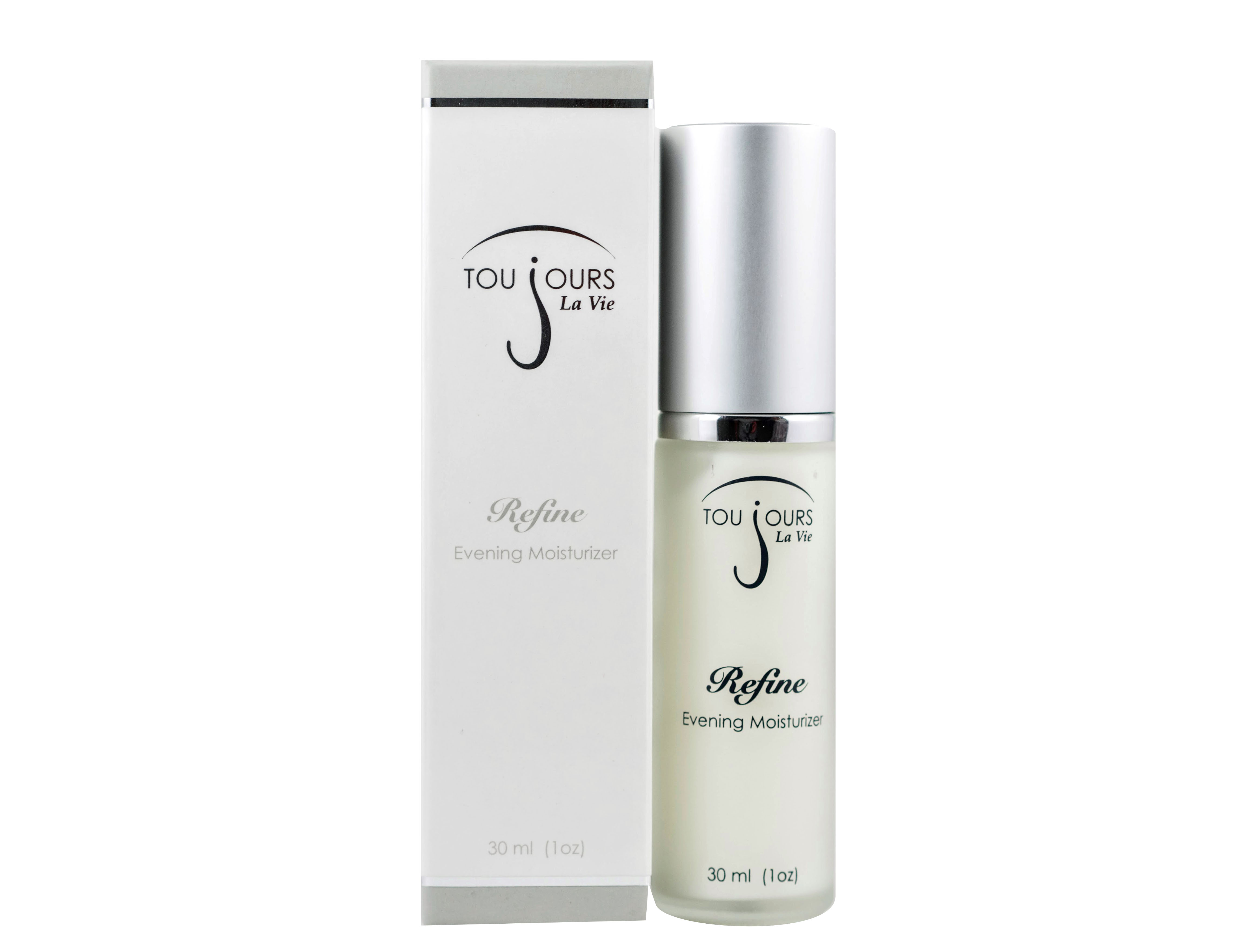 Toujours La Vie - Refine - Evening Moisturizer (30ml/1oz)