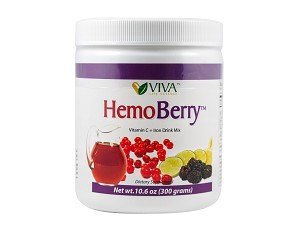 HemoBerry™ - (10.6 oz powder)