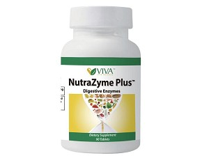 NutraZyme Plus™ - (90 tablets)